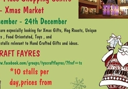 Christmas Market - Corby