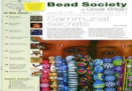 The Bead Society Of Great Britain - For All Those Who Have An Appreciation Of Beads