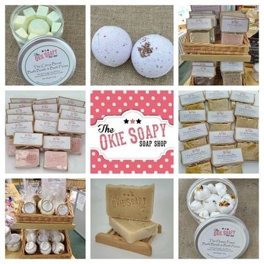 Stall & Craft Collective Stallholder The Okie Soapy Soap Shop Needs You!