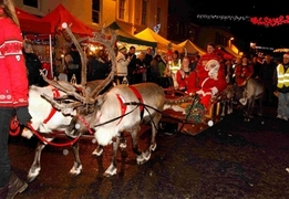 Dorset - Christchurch Two Day Spectacular Christmas Festival On 26 & 27 November 2016