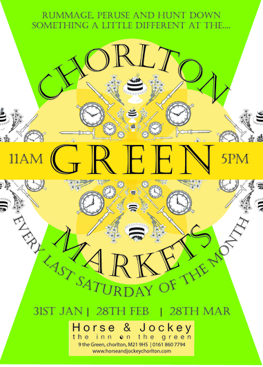 Come Down To The Market On The Green For An Eclectic Mix Of Artisan Food, Street Food, Craft, And Art. - Manchester