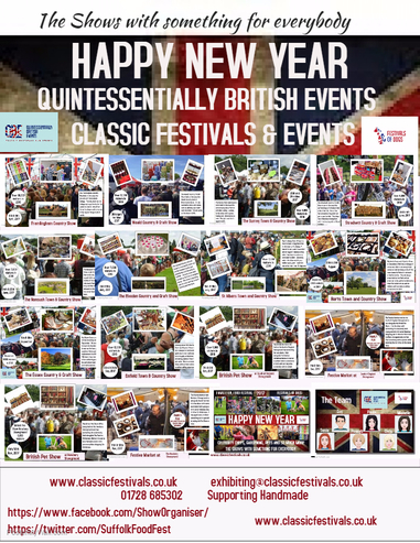 Quintessentially British Events -  Classic Festivals and Events