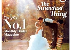 Full Page Advert In September Edition Of  'Perfect Wedding'