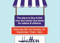 Children's Market At Hatton Country World - Warwickshire - Sept 6th & 7th